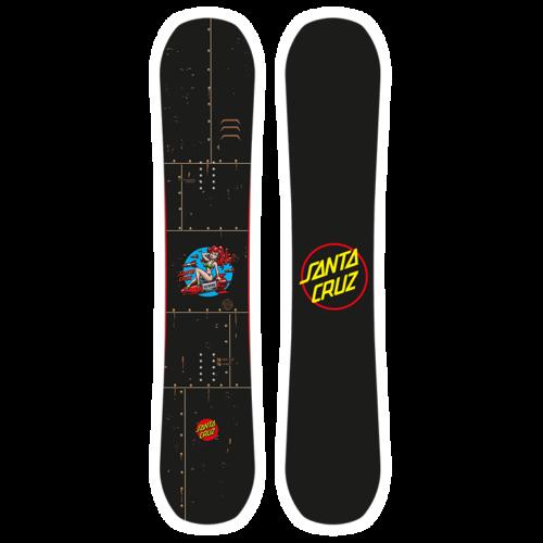 Powerlite o brien reaper santa cruz snowboards - Tavole da snowboard santa cruz ...