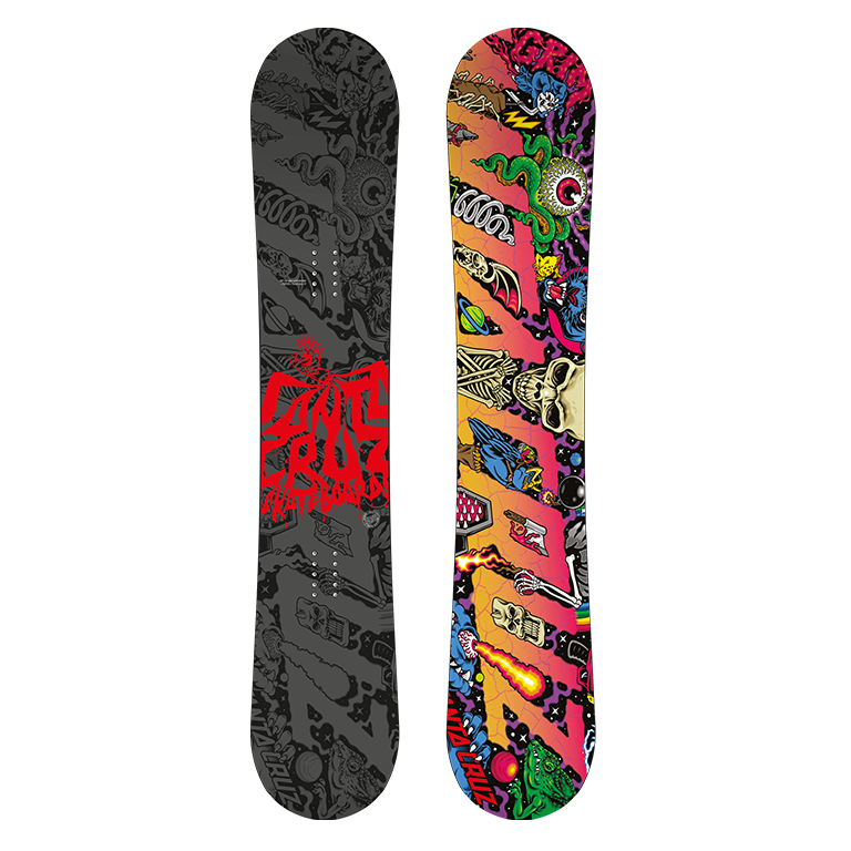 eb2076517d79 Santa Cruz offers a wide range of snowboards to fit all rider needs  All  Mountain